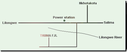 how to get to Thuma